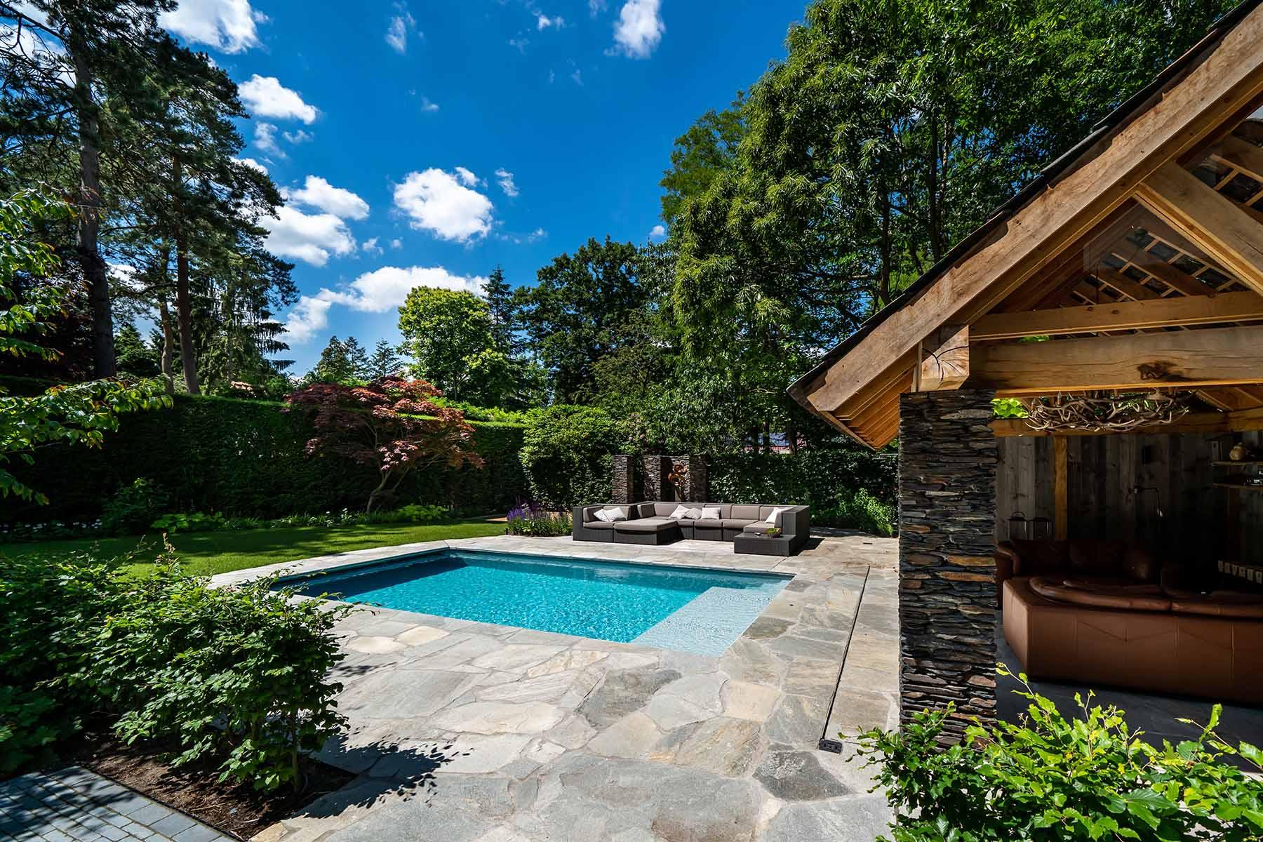 Tophoveniers tuin architect