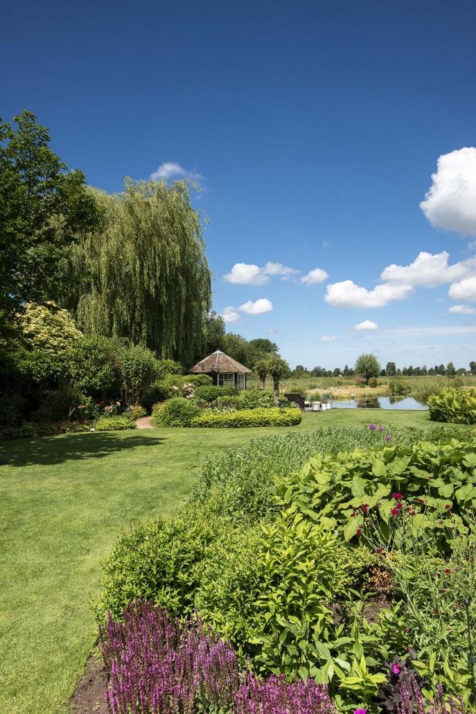 Landelijke tuinen
