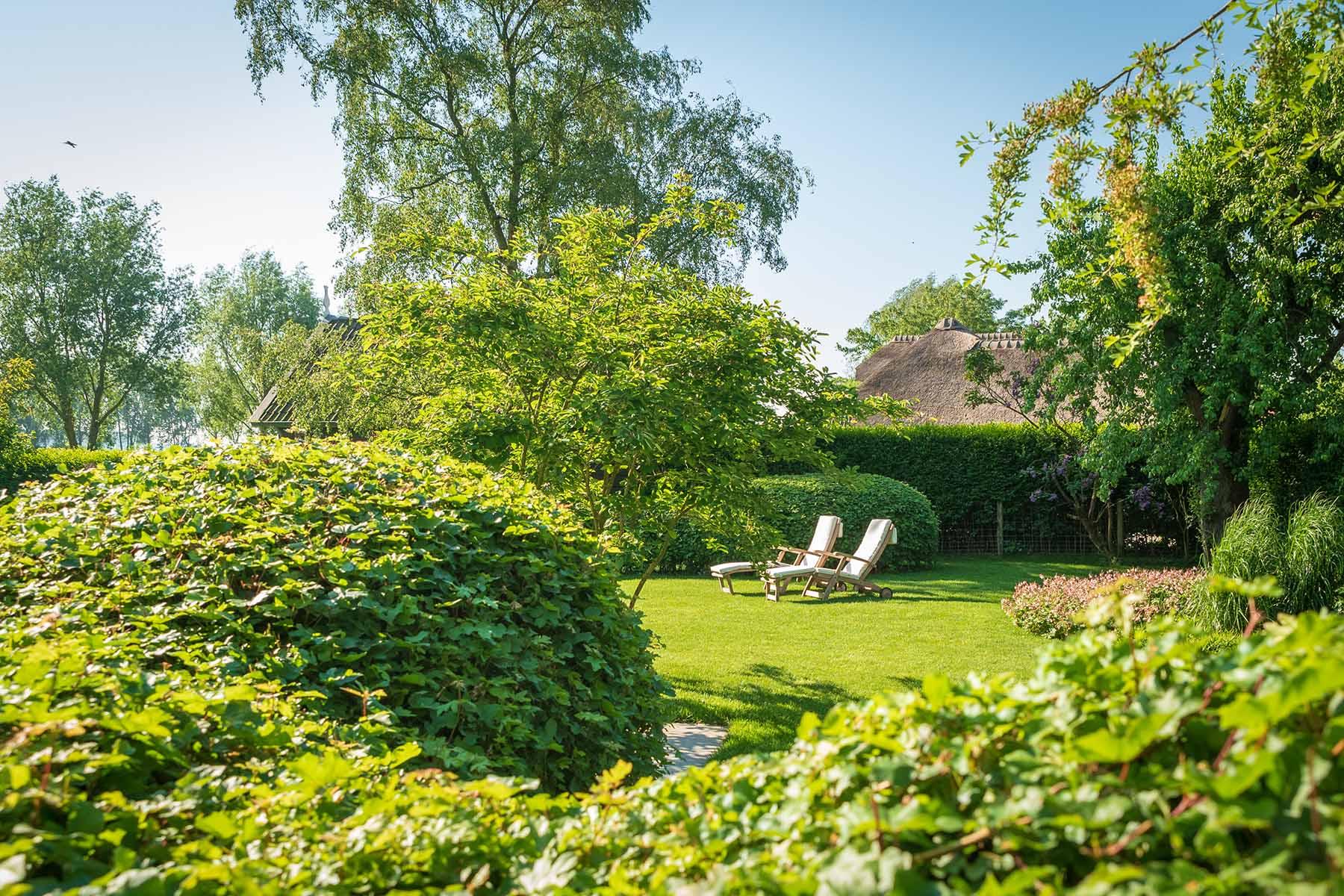 De beste tuinarchitecten Tophoveniers