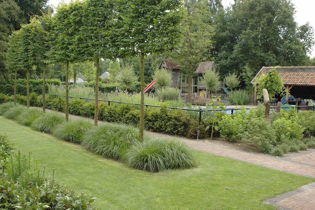 Bloemrijke Exclusieve tuin