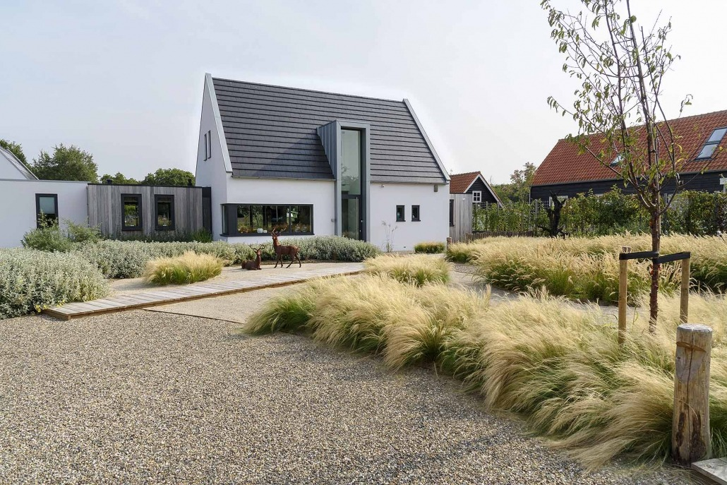 Exclusieve tuin Ouddorp