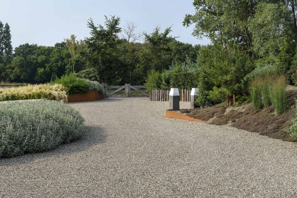 Exclusieve tuin in Ouddorp